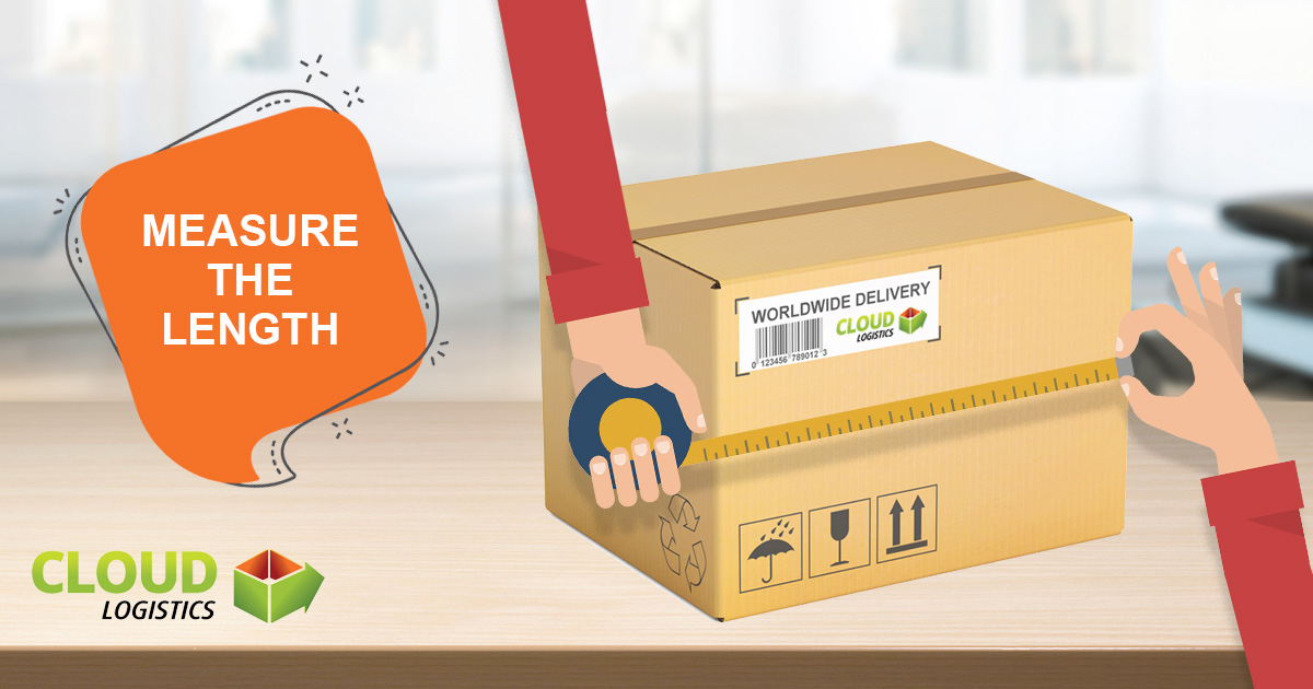 Measure The Length of a Parcel